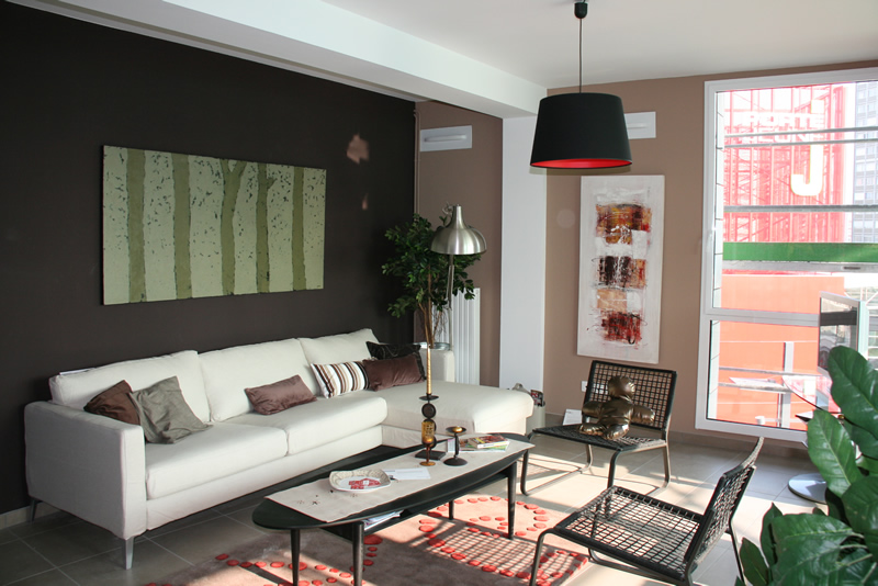 Le Carre Kennedy à Mulhouse - Un logement domial
