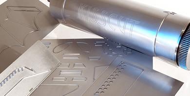 Plaque de découpe Kisscut